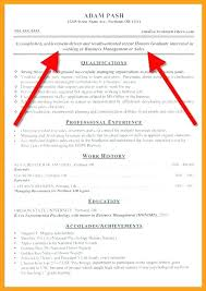 Sample Profile Statement For Resume resume profile statement examples foodcityme 36
