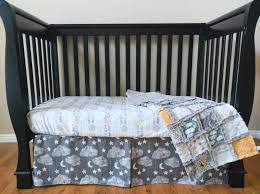 to moon and stars crib set the moon and back crib set for baby boy starsrhcom little bedding by nojo celestial piece jpg sofa cope