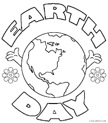 Science Coloring Pages For Preschoolers Earth Coloring Page Science