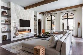 Home Design Mediterranean Style Mediterranean Style Texan Home With Light Flooded Interiors