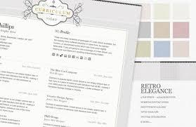 great html cv resume templates   template   idesignowretro elegance   cv