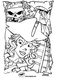 Small Picture Disney Pirates of the Caribbean Jack Sparrow coloring page