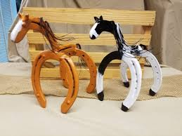 Small Picture Horseshoe Decorations For Home Stylish Lucky Horseshoe Craft Ideas