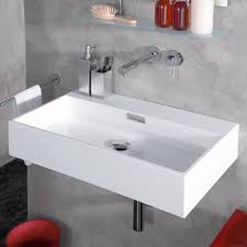 bathroom modern wall mount sinks mounted  navpa