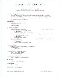 Sample Nursing Resume New Grad New Nurse Resume Template New Grad ...