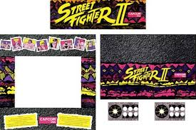 street fighter ii champion edition side art decals escape pod online