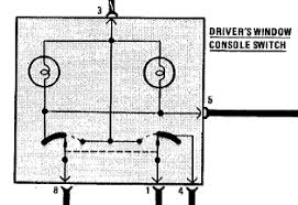 e30 wiring diagram basics r3vlimited forums E30 Wiring Harness Diagram this is the diagram of the window switch in it's entirety as indicated by the solid border the power comes from s322 into pin 3 from there, the switch has E30 Fuel Line Diagram