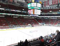Raleigh Coliseum Seating Chart Pnc Arena Section 122 Seat Views Seatgeek