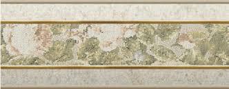 <b>La Platera</b> Gaudi Moldura 4x25 <b>бордюр</b> с рисунком купить в Москве