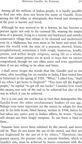 mahatma gandhi essays and reflections mahatma gandhi essays and reflections by sarvepalli radhakrishnan look inside the book