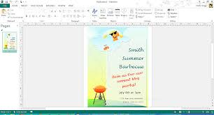 summer themed templates from microsoft