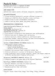 Project Manager Resume Skills Jmckell Com