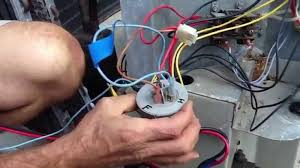 simple air conditioner outdoor unit wiring diagram basic compressor wiring