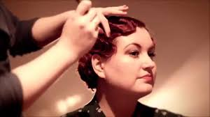 1930s Hair Style fabulous finger waves 1920s & 1930s finger wave tutorial youtube 4080 by wearticles.com