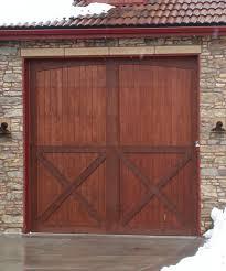 rustic garage doorsRustic Garage Door