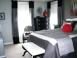 black and white bedroom decor. Black And Red Bedroom Decor Ideas White Decorating About