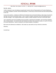 Best Customer Service Representative Cover Letter Examples How To