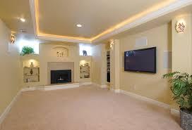 nice led basement lighting