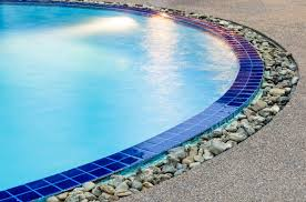fiberglass swimming pools are sometimes a better choice than concrete for backyard pools