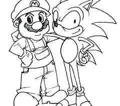 sonic the hedgehog coloring page sonic the hedgehog free coloring pages sonic hedgehog coloring sonic sonic sonic the hedgehog coloring page