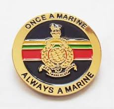 Once A Marine Always A Marine Details About Once A Marine Always A Marine Lapel Pin Or Walking Stick Mount
