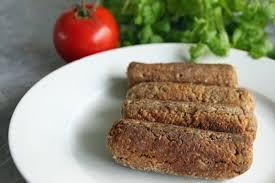 tofu sausages