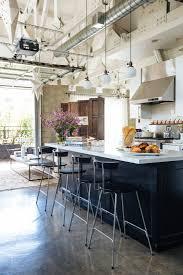 Modern Loft Kitchen industrial-kitchen