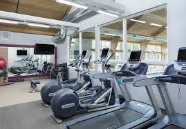 fitness center at crowne plaza sw chicago hotel burr ridge