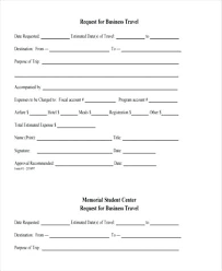 Travel Request Form Classy Travel Request Form Template Word Tangledbeard