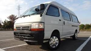 Japanese Used Toyota Hiace Commuter 2002-2002 for Sale
