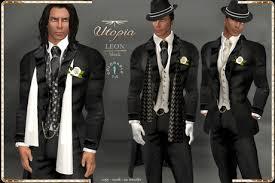 Second Life Marketplace - Utopia LEON black - Utopia%20Leon%20black