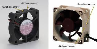 pc fan diagram air flow advance wiring diagram pc fan airflow diagram wiring diagram sch how to tell which way a fan blows pc