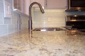 kitchen backsplash glass subway tile. White Glass Subway Tile Kitchen Backsplash Traditional-kitchen