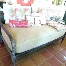 DIY Removable Tailored Daybed Cover A Favorite Fabric Source For