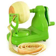 Yeni Yaratıcı Meyve Soyucu Ev Mutfak Aracı Manuel Elma Soyucu Soyma Makinesi  çevrim içi satın al \ Mutfak, Yemek & Bar