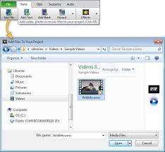 how to create a video how to create and edit subtitles with videopad