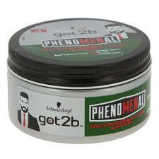 <b>Текстурирующая глина</b> для волос `<b>GOT2B</b>` `<b>PHENOMENAL</b>` 100 ...