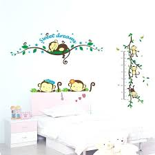 sweet dreams wall decal together with cute monkey wall art wall sticker for kids sweet dream sleeping monkey on sweet dreams bedroom wall sticker egz