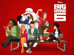 Tập 10: Big hero 6