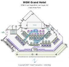 Crazy Horse Theatre Mgm Grand Tickets In Las Vegas Nevada