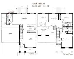 The Hallmark Standard Floor Plan  Hallmark SouthwestFloor Plan Download