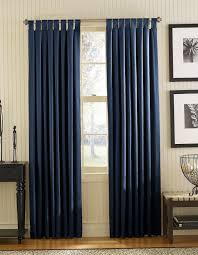 Navy Blue Bedroom Curtains Blue Curtains In Living Room Ideas