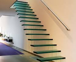 Innovative Glass Staircase Design Staircase Design Ideas Real Homes