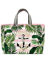 vs paradise beach tote