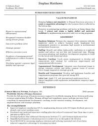 Director Resume Examples Director Resume Examples Hr Director Resume Hr Director Resume Sample 22