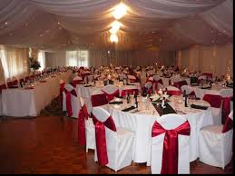 Beautiful Reception Decorations Astonishing Red Wedding Reception Decorations Wedding
