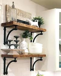 farmhouse floating shelves how to upgrade your rustic farmhouse style kitchen for on marvelous rustic