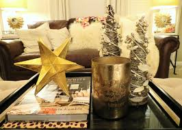 Centerpiece For Coffee Table Entrancing Home Living Room Accessories For Christmas Design Ideas