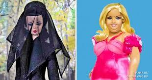 13 смелых <b>кукол</b> в коллекции Барби, которые заставили мир ...