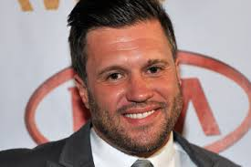 danielle walker and wess morgan. wess morgan 43rd annual gma dove awards - red carpet danielle walker and